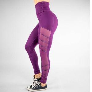 BuffBunny mesh leggings